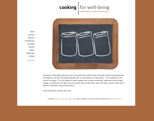 cookingforwell-being.com