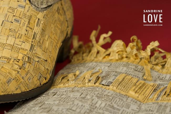 Nancy Judd Cowgirl Dress Detail